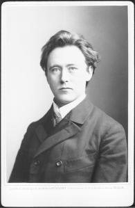 Felix Weingartner, 1900.