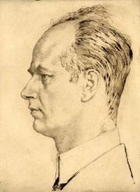 Furtwangler, Emil Orlik, 1928.