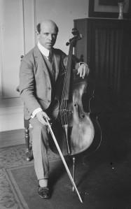 Pablo Casals c.1915
