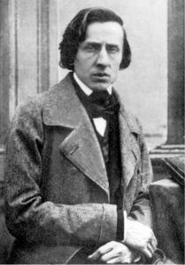 Frederic Chopin, photo