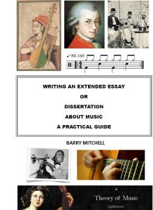 Writing an Extended Essay about Music A Practical Guide cover