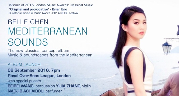 Mediterranean Sounds August 2016