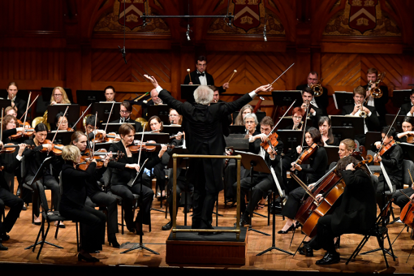 Boston Philharmonic Orchestra 2019
